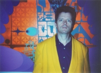 Jim Shaw, POST Gallery (Phil Argent paintings), 1999