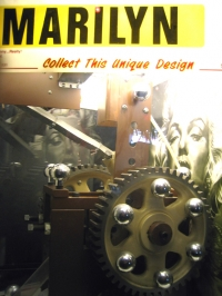 Marilyn Design, Hollywood, 2003
