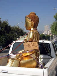 Buddha For Sale, Beverly Hills, 2003
