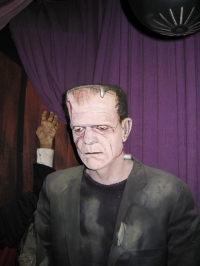 Wax Frankenstein, Hollywood, 2003
