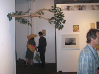 Front Gallery view - Phyllis Green Title TK?, also Ademan & Walsh, Aster & Calabrese, Rudel