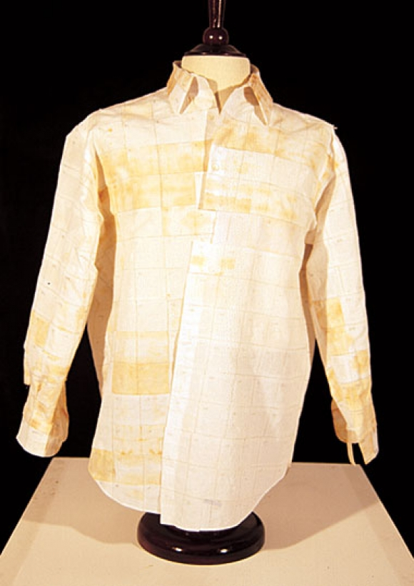 Charles LaBelle - Disappear (Shirt That Has Passed Through My Body), 1999